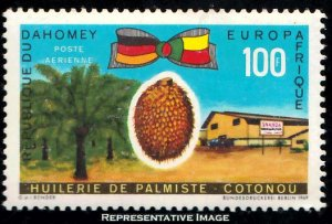 Dahomey Scott C105 Mint never hinged.