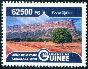 HERRICKSTAMP NEW ISSUES GUINEA Fouta Djallon