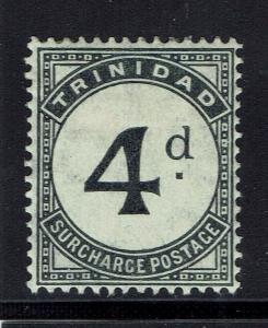 Trinidad & Tobago SG# D13 - Mint Hinged (Hinge Rem) - Lot 021316