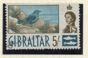 Gibraltar 1960 Early Issue Fine Used 5S. 284578