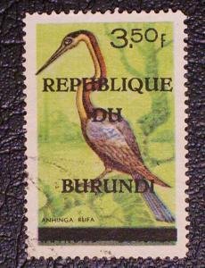 Burundi Scott #176 used