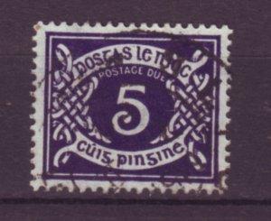 J20747 Jlstamps 1940-70 ireland used #j10 postage due