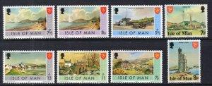 Isle of Man 52-59 MNH VF
