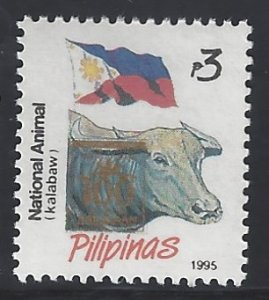 Philippines #2544 MNH CV$0.60 Kalabaw/National Animal