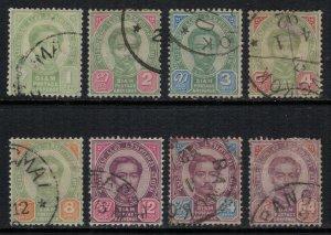 Thailand #11-8  CV $56.25