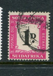 South Africa #J35 Used