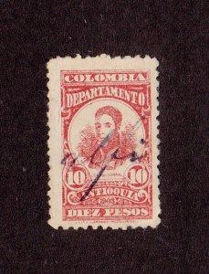Antioquia Scott 157 Used