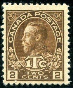 HERRICKSTAMP CANADA Sc.# MR4 Mint NH War Tax Stamp Issue Cat. Value $62.50