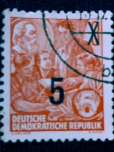 Forever Philately Germany #195 used vf