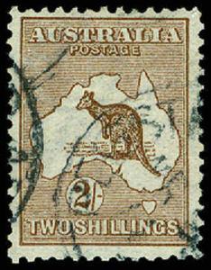 AUSTRALIA 11  Used (ID # 64415)