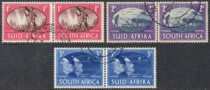 South Africa 1945 Victory used
