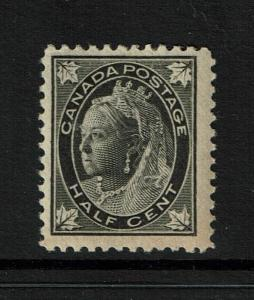 Canada SC# 66, Mint Never Hinged, Light Gum Crease - S2621