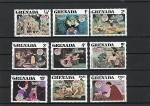 Grenada Mint Never Hinged Stamps ref 22064