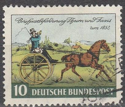 Germany #692 F-VF Used CV $2.75 (C7375)