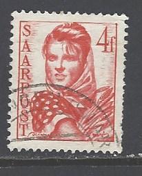 Saar Sc # 193 used (RS)