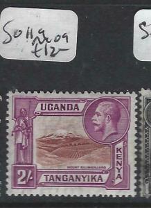 KENYA, UGANDA, TANGANYIKA   (PP0106B)  KGV   2/-   SG 118  MOG