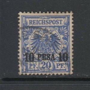 German East Africa, Scott 4, used