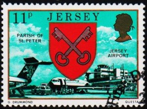 Jersey. 1976 11p S.G.145 Fine Used