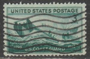 Etats-Unis  1945 Scott No. 936  (O)