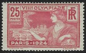 France #199 Mint Hinged Single (H5)