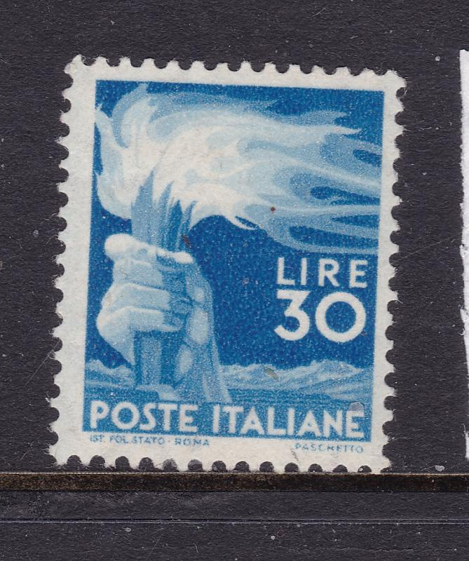 Italy a LHM 30L from the 1945 set