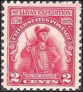657 Mint,OG,NH... SCV $0.95