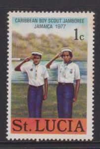 St Lucia Sc#420 MNH