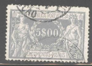 Portugal Scott Q16 Used Parcel Post Stamp