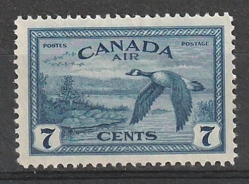 C9 Canada Mint OGLH Air Mail