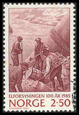 Norway 865 Used  VF