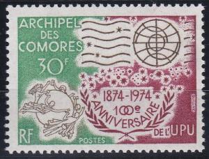 Comoro Islands 122 MNH (1974)