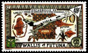 Wallis & Futuna Islands 1992 Scott #420 Mint Never Hinged