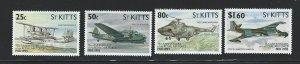 St Kitts   mnh sc 351 - 354