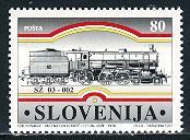 Slovenia 1997: Sc. # 291; **/MNH Cpl Set