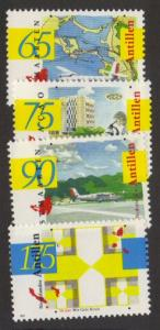 Neth. Antilles #691-94 MNH set