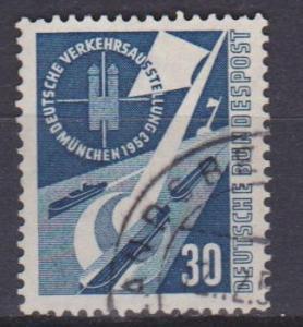 Germany #701 F-VF Used CV $22.50 (A8462)