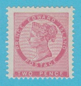 PRINCE EDWARD ISLAND 5 MINT HINGED OG *  NO FAULTS VERY  FINE !