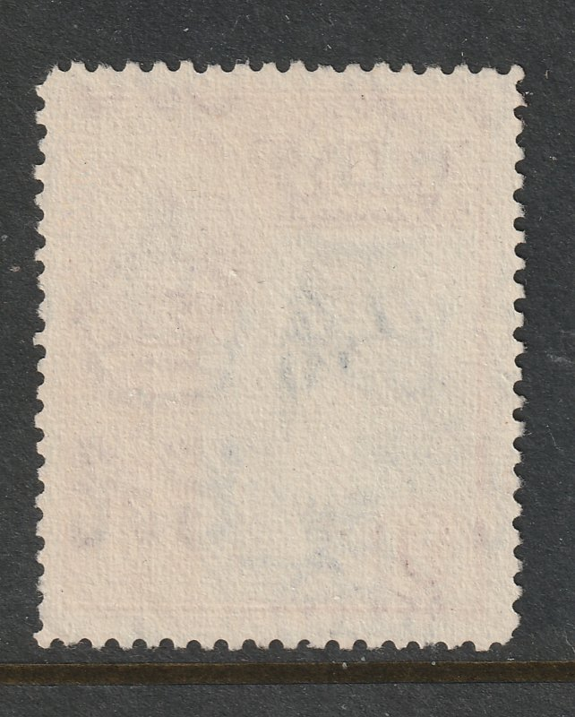 Fiji a KGVI 1 pound fine used