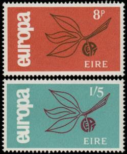 ✔️ IRELAND 1965 - EUROPA CEPT - SC. 204/205 MNH OG [IR0176]