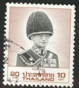 THAILAND Scott 1248 used 1988 stamp
