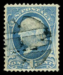 U.S. BANKNOTE ISSUES 206  Used (ID # 61589)
