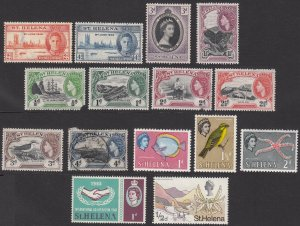 St. Helena 128//209 MH (see Details) CV $13.55