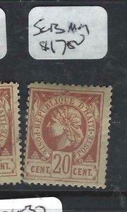 HAITI  (P1506B)  SC 13   MOG