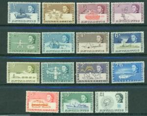 British Antarctic Territory #1-15  Mint  VF  VLH  Scott $...