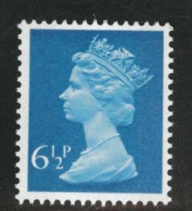 Great Britain Scott MH60 MNH** 1990 Machin