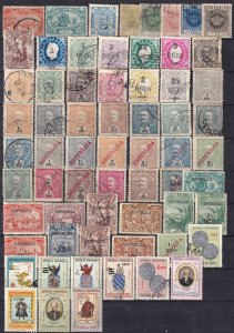 Worldwide  Lot-  Portuguese India   (Z6190)