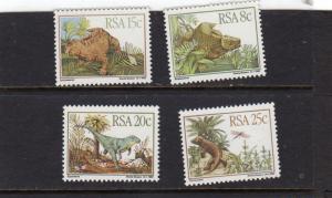 South Africa 1982 Wildlife MNH