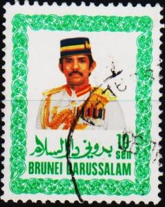 Brunei. 1985 10c S.G.371 Fine Used