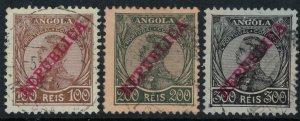 Angola #110-2 CV $6.75
