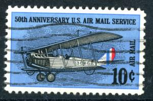 United States - SC #C74 - used Air Post - 1968 -Item USA140
